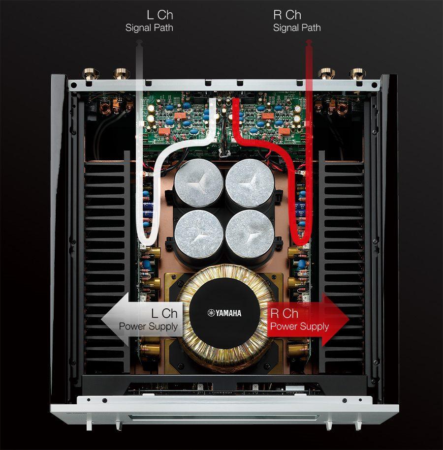 Amplificator de putere M-5000